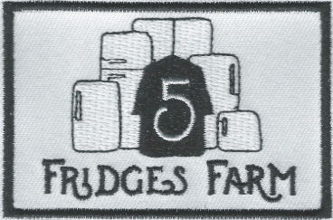 5 Fridges Farm patch